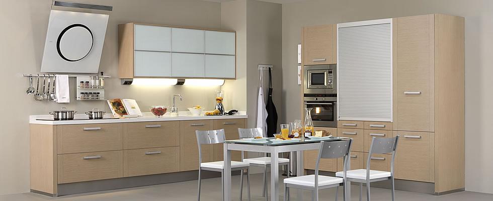 Muebles de cocina moderna futura vigoco for Tecnicas modernas de cocina