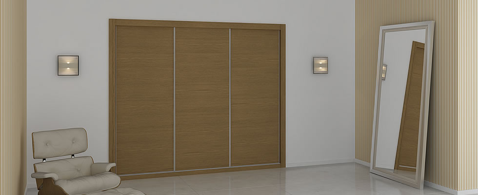 Puertas correderas de armarios empotrados precios for Puertas japonesas deslizantes